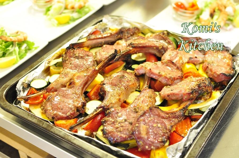 今月のおいしいテーブル@Komi\'s Kitchen_e0359481_11571281.jpg