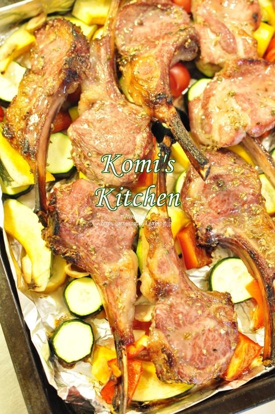 今月のおいしいテーブル@Komi\'s Kitchen_e0359481_11571634.jpg