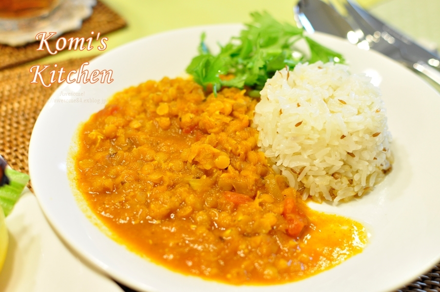 今月のおいしいテーブル@Komi\'s Kitchen_e0359481_11582587.jpg