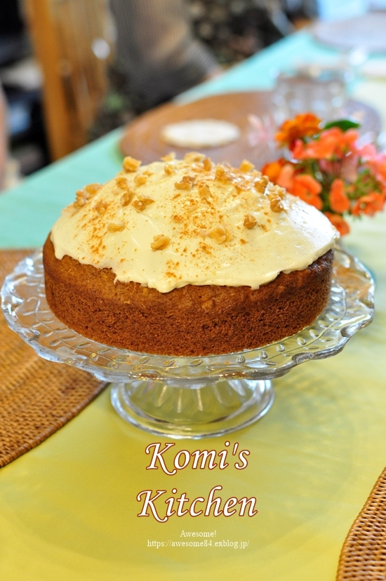 今月のおいしいテーブル@Komi\'s Kitchen_e0359481_11585099.jpg