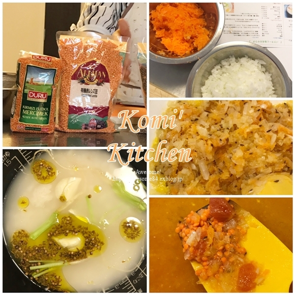 今月のおいしいテーブル@Komi\'s Kitchen_e0359481_12462020.jpg