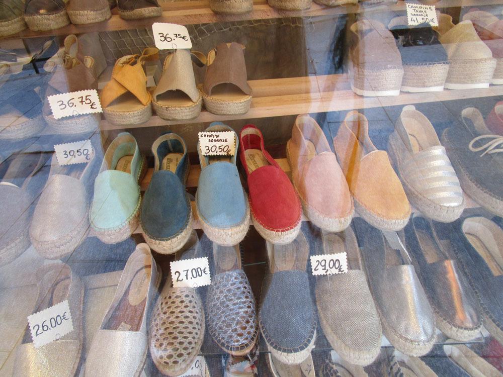マドリッドの老舗靴店ーやっと使用!!_c0179785_23122048.jpg