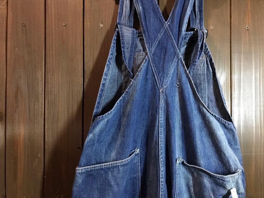 マグネッツ神戸店 6/12(水)Vintage入荷! #4 Vintage Work OverAll !!!_c0078587_20062682.jpg