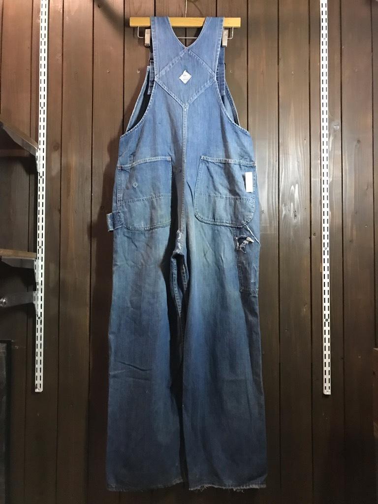 マグネッツ神戸店 6/12(水)Vintage入荷! #4 Vintage Work OverAll !!!_c0078587_20070823.jpg
