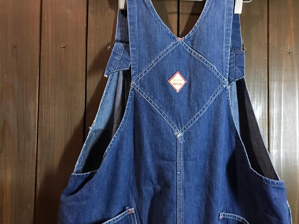 マグネッツ神戸店 6/12(水)Vintage入荷! #4 Vintage Work OverAll !!!_c0078587_20124418.jpg