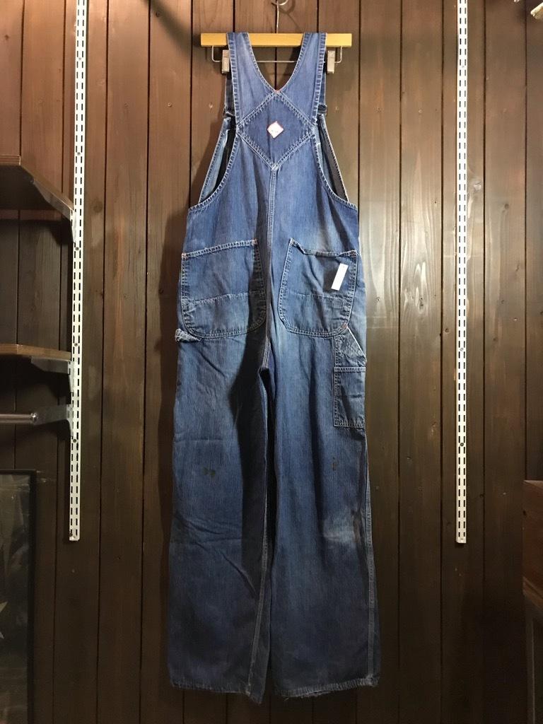 マグネッツ神戸店 6/12(水)Vintage入荷! #4 Vintage Work OverAll !!!_c0078587_20133775.jpg