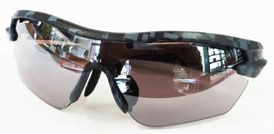 OGK KABUTO(オージーケー カブト)日本製・一眼式スポーツサングラス101シリーズ新色カモフラージュモデル入荷!_c0003493_18065501.jpg