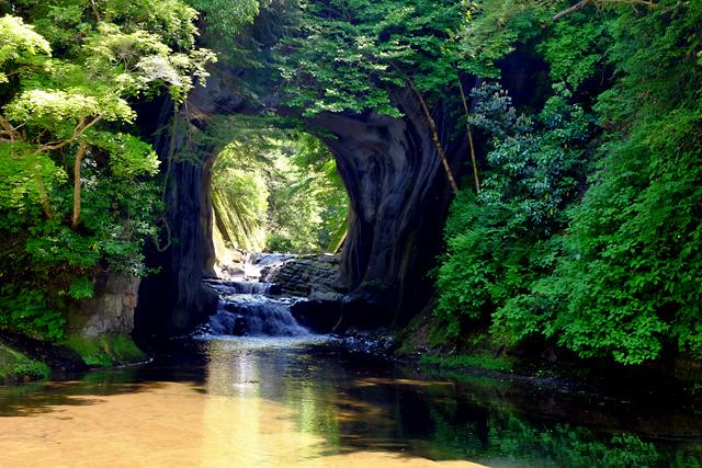 千葉ツーリング! 濃溝の滝とCafe Lamp_f0179404_19375960.jpg