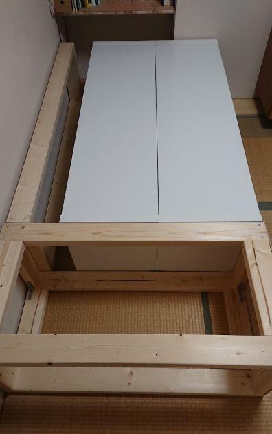 DIYで子供ベッドをつくる_e0408608_11481303.jpg