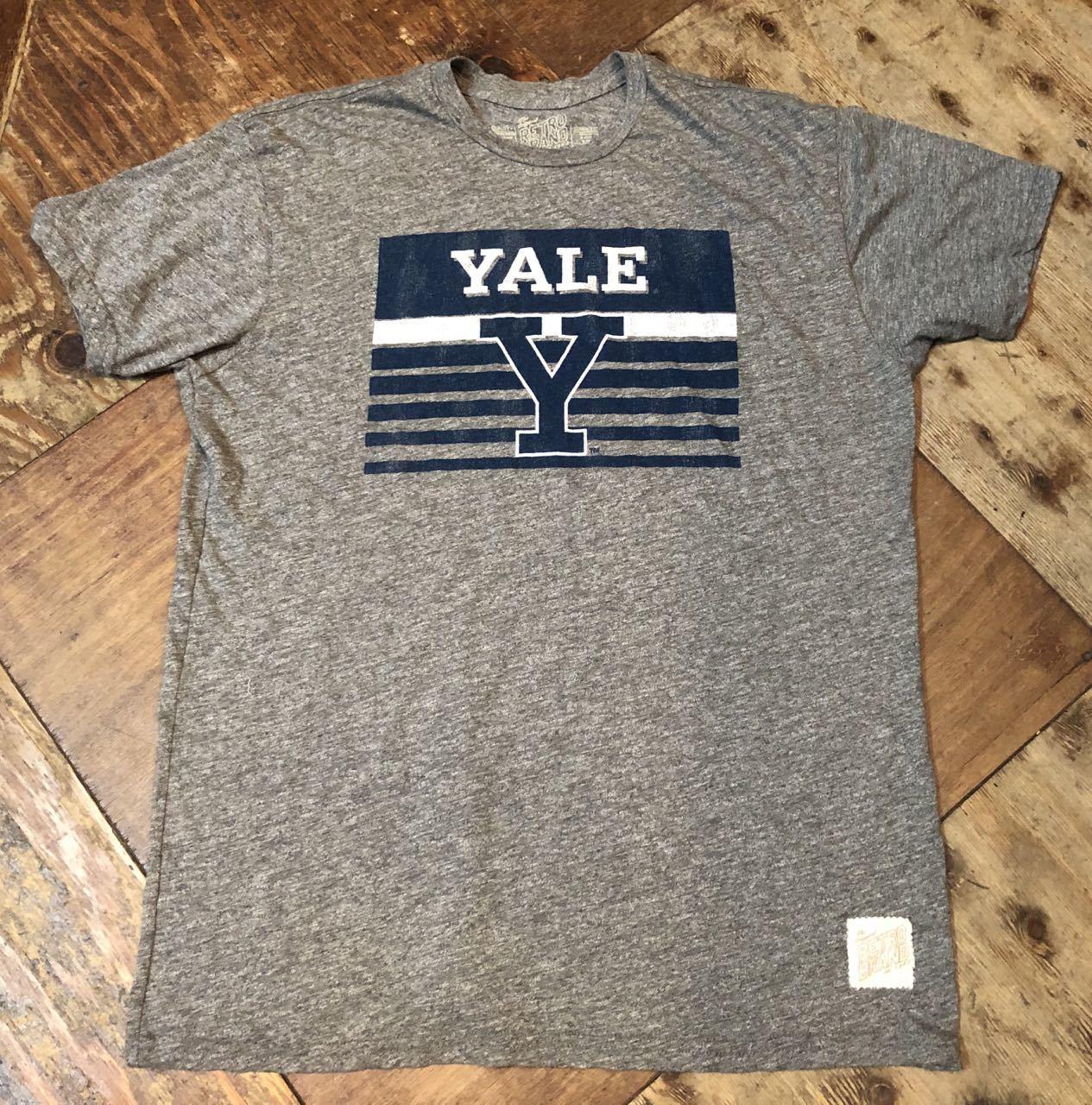 6月10日(月)入荷! MADE IN U.S.A YALE大学 Tシャツ!_c0144020_14453430.jpg