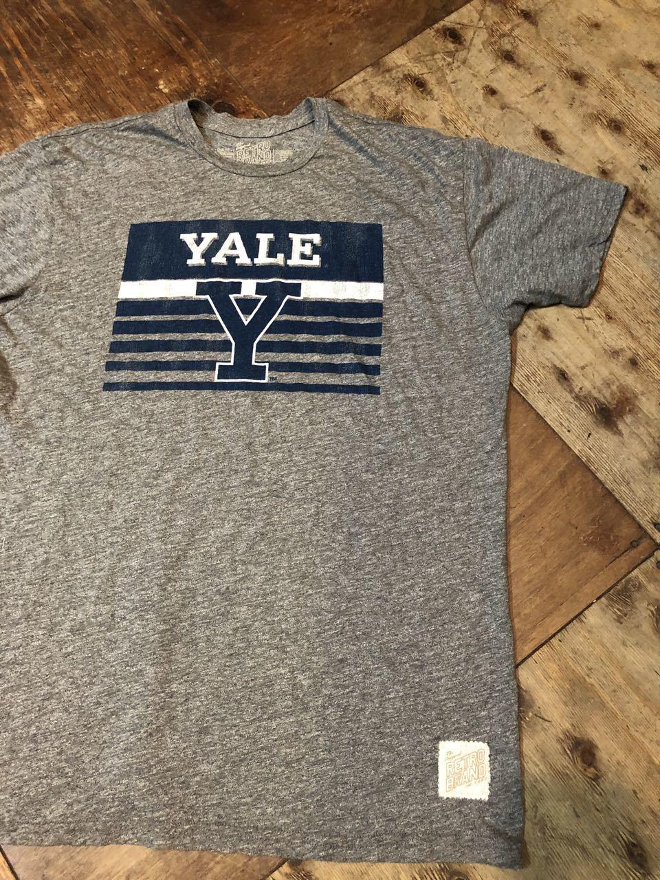 6月10日(月)入荷! MADE IN U.S.A YALE大学 Tシャツ!_c0144020_14453505.jpg