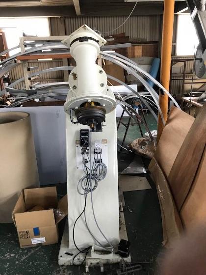アスコ SE350型赤道儀 自動導入改造 経過状況_c0061727_17081358.jpg