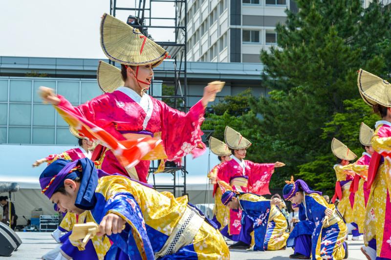 四国の祭り 2019 十人十彩 ② メインステージ_d0246136_18252432.jpg