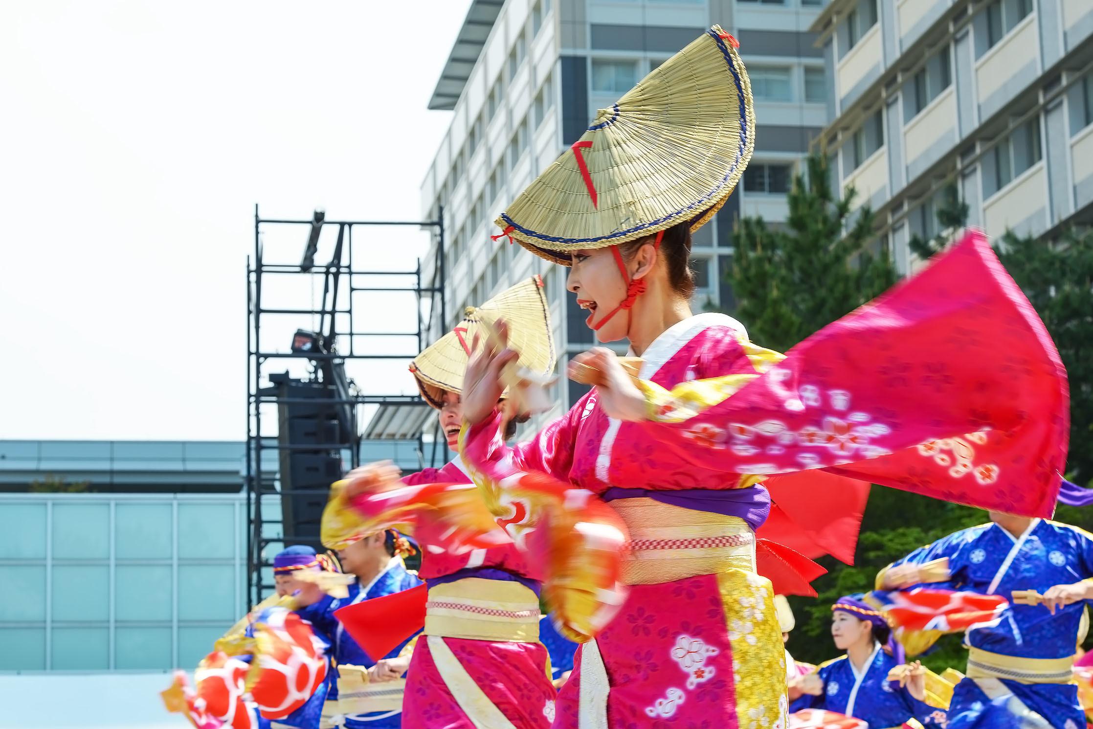 四国の祭り 2019 十人十彩 ② メインステージ_d0246136_18253281.jpg