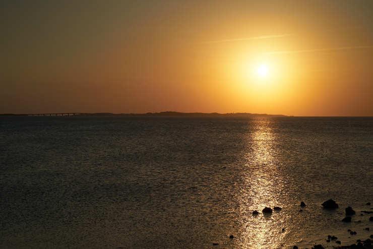 sunset(3cut) 大神島_e0342136_17073164.jpg