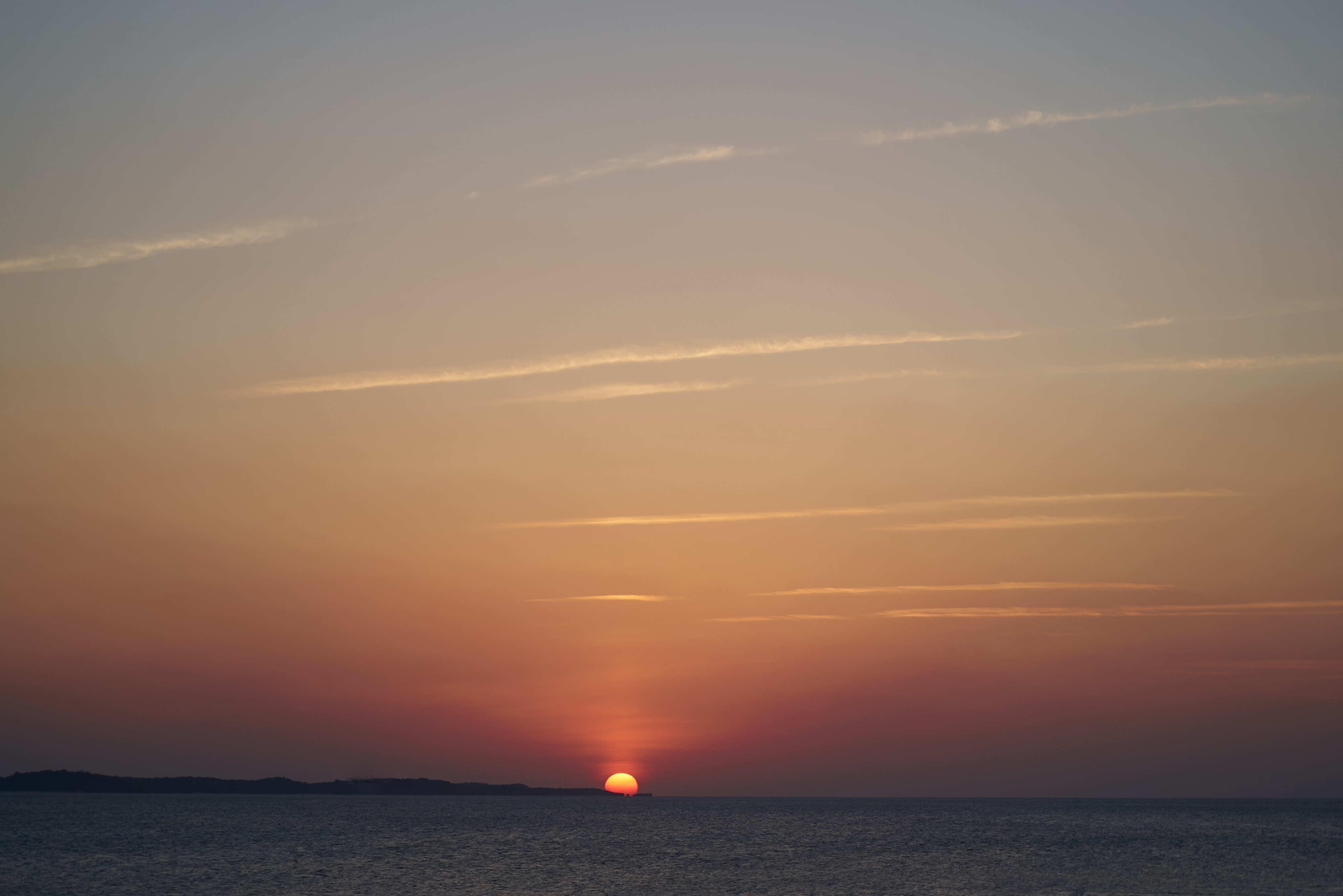 sunset(3cut) 大神島_e0342136_17073500.jpg