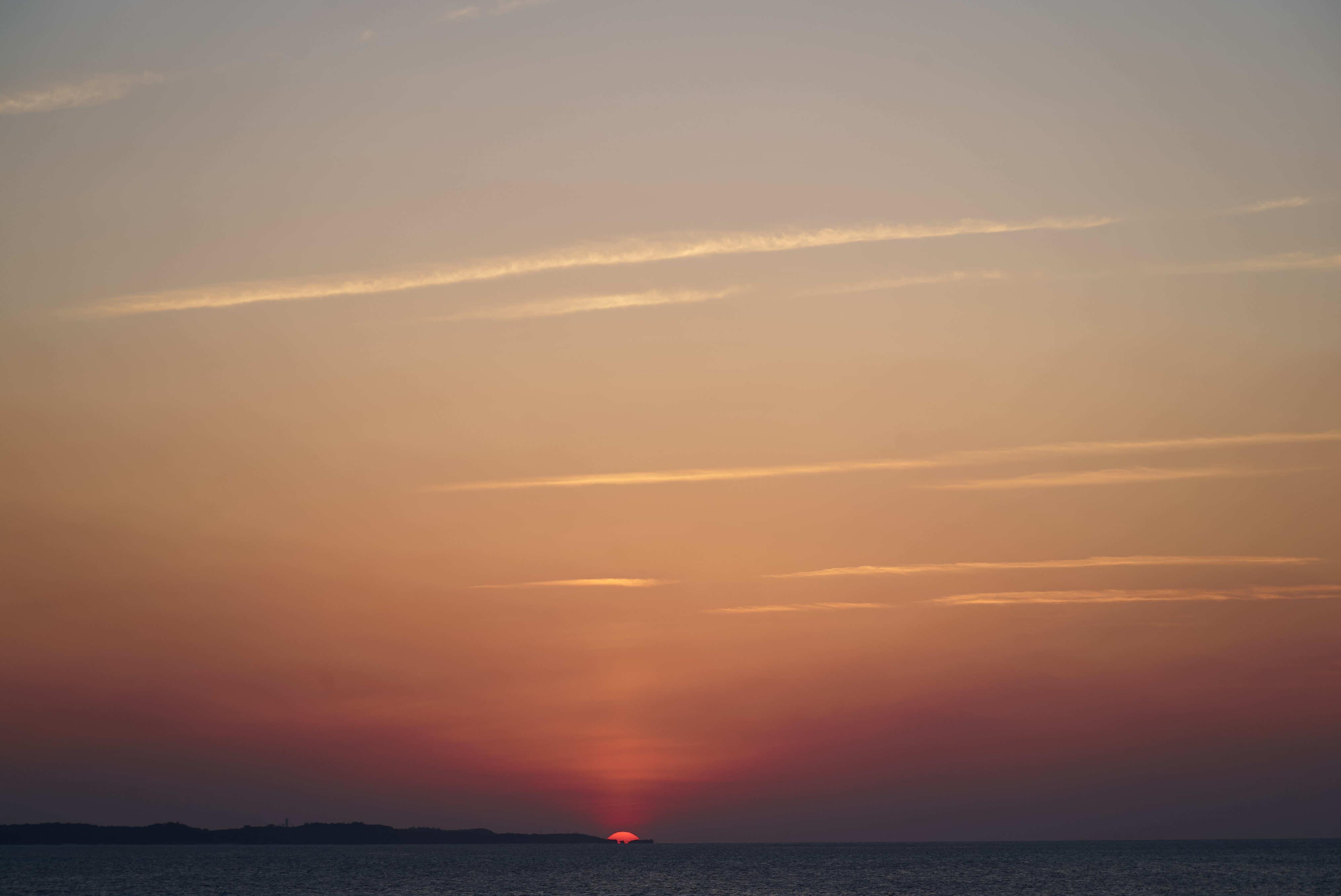 sunset(3cut) 大神島_e0342136_17074342.jpg