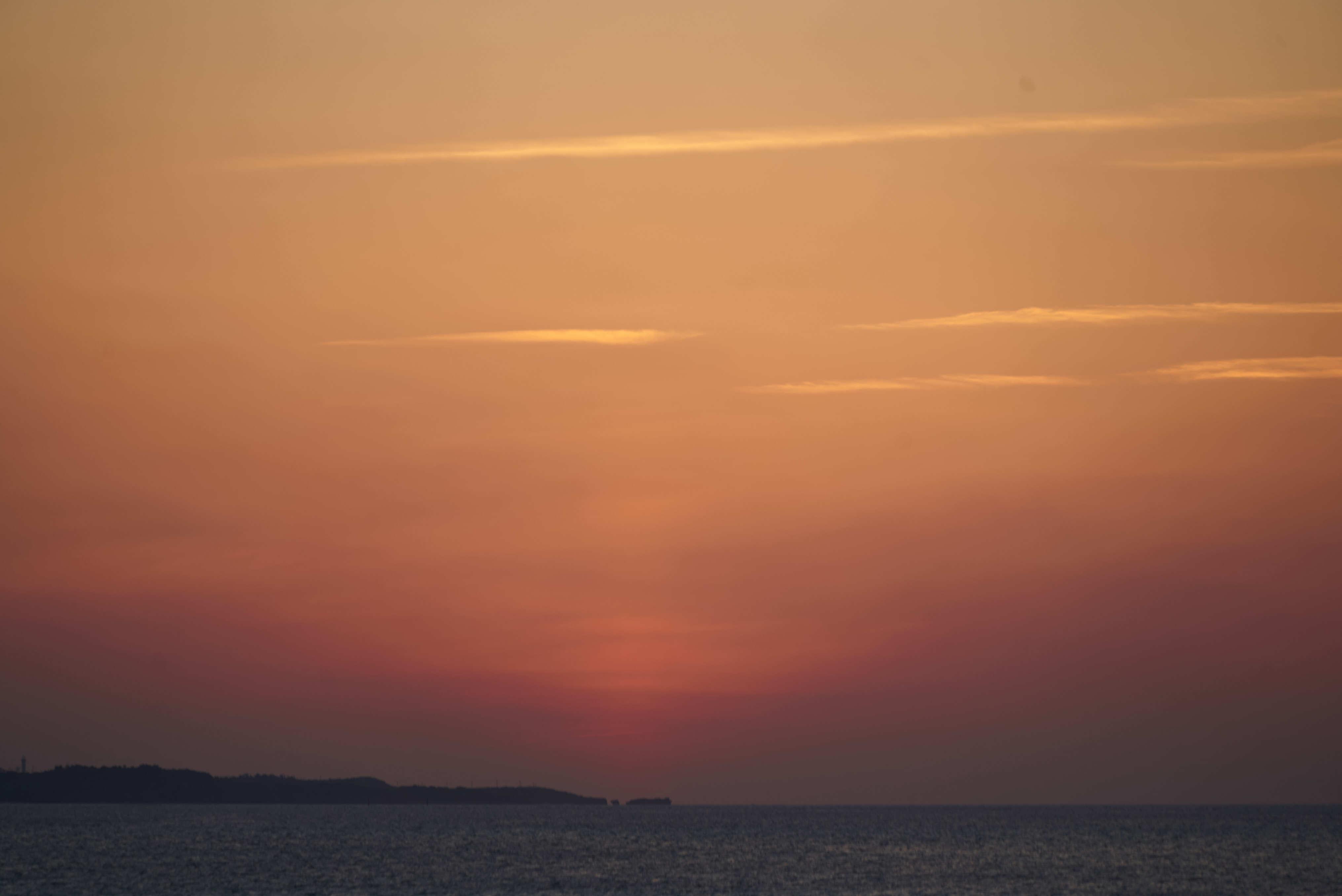sunset(3cut) 大神島_e0342136_17074593.jpg