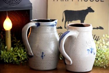 Rowe Pottery の牛のデザインのポタリー_f0161543_13532930.jpg