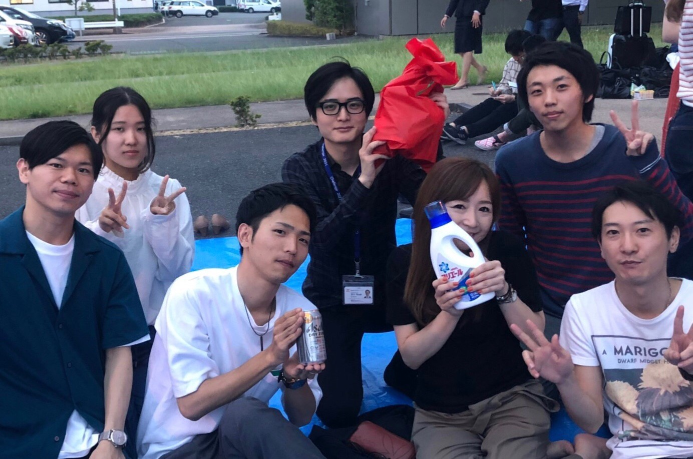 【BBQ】総勢120名!BBNグループBBQ大会!!_b0191255_18313878.jpg
