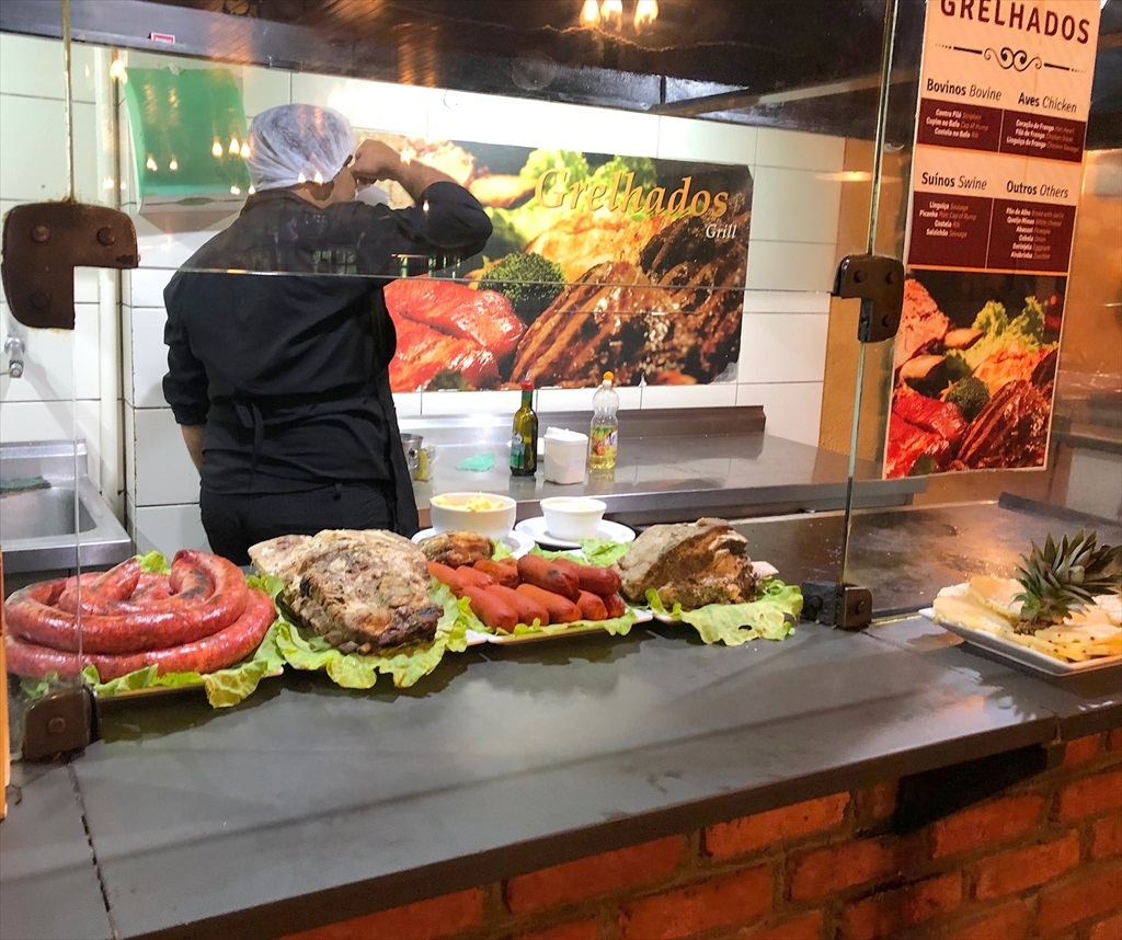 中南米の旅/55  リオ・デ・ジャネイロ*お食事編♪_a0092659_22582664.jpg