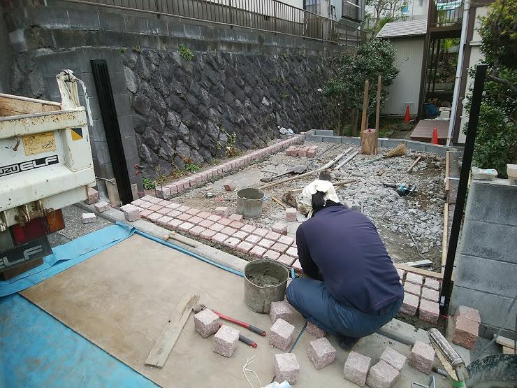 2018.3 駐車場改修工事他_e0029584_10190110.jpg