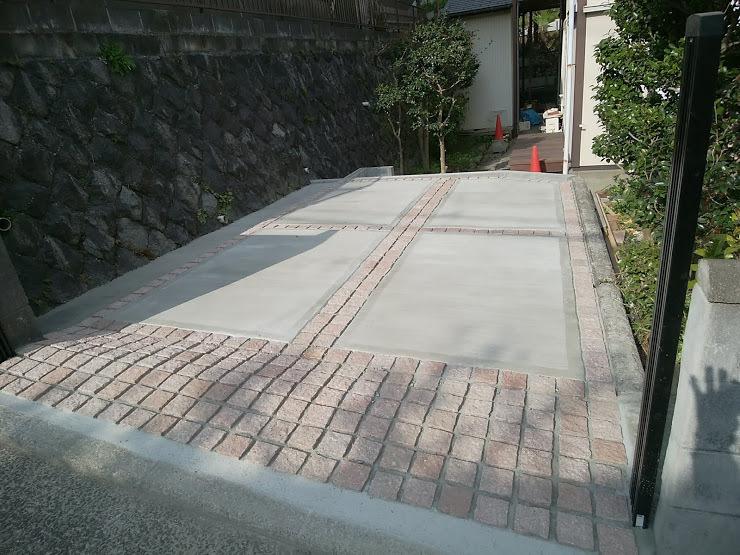 2018.3 駐車場改修工事他_e0029584_10204221.jpg
