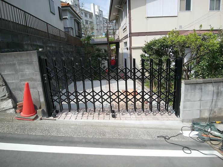 2018.3 駐車場改修工事他_e0029584_10213327.jpg