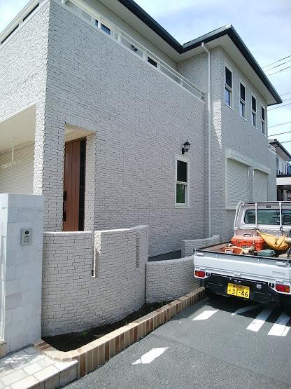 2018.6月 新築戸建 芝庭と植栽_e0029584_14302314.jpg