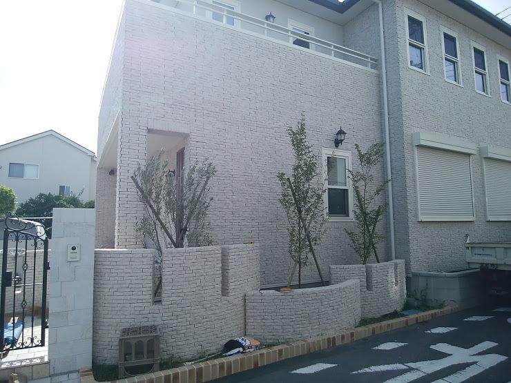 2018.6月 新築戸建 芝庭と植栽_e0029584_15095828.jpg