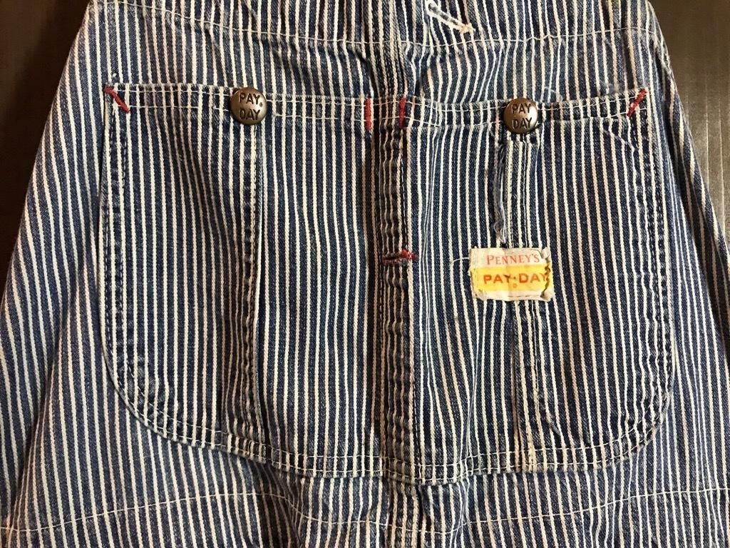 マグネッツ神戸店 6/12(水)Vintage入荷! #4 Vintage Work OverAll !!!_c0078587_12365215.jpg