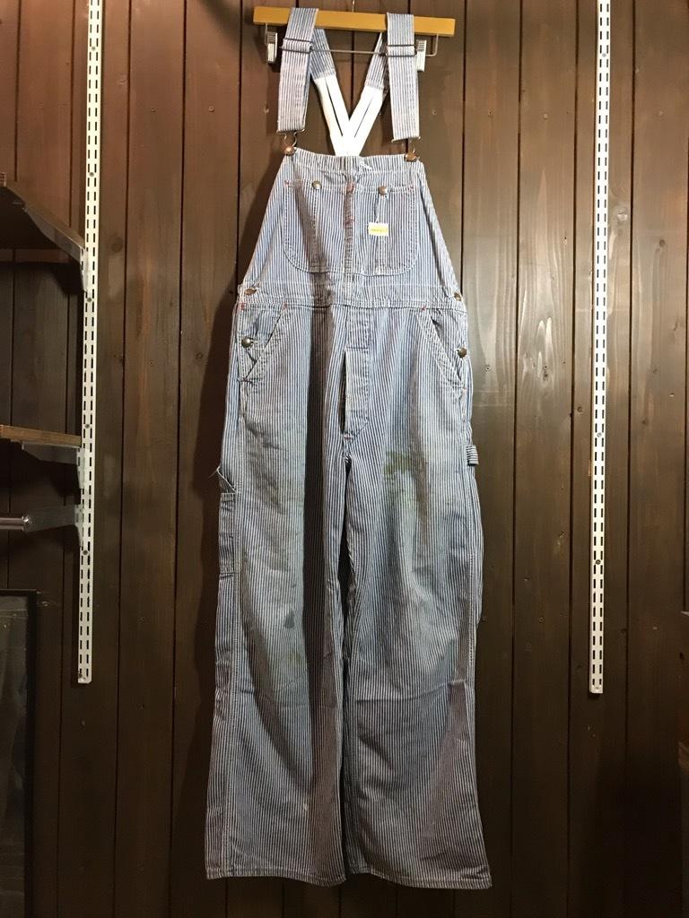 マグネッツ神戸店 6/12(水)Vintage入荷! #4 Vintage Work OverAll !!!_c0078587_12365311.jpg