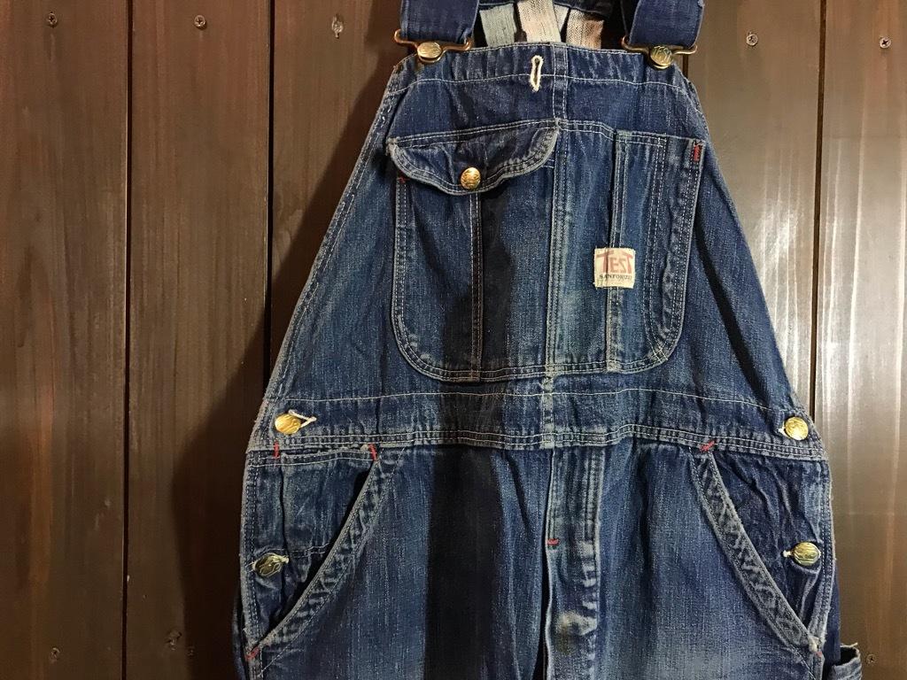 マグネッツ神戸店 6/12(水)Vintage入荷! #4 Vintage Work OverAll !!!_c0078587_12403283.jpg