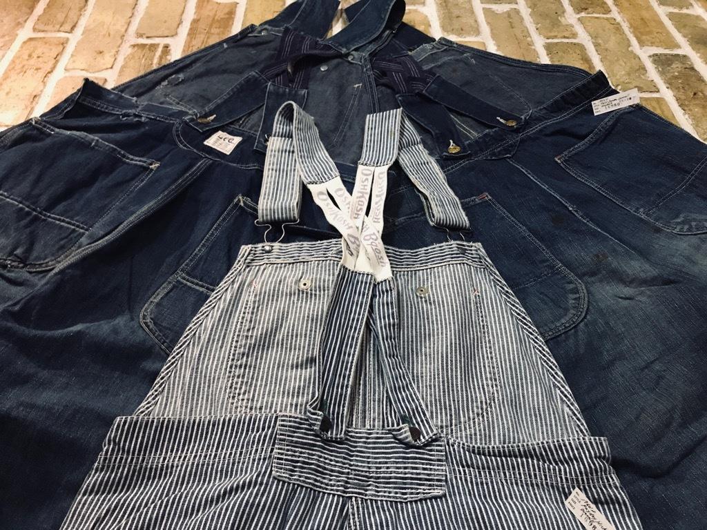 マグネッツ神戸店 6/12(水)Vintage入荷! #4 Vintage Work OverAll !!!_c0078587_12410663.jpg