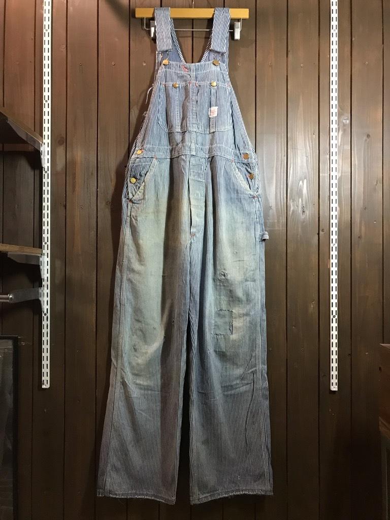 マグネッツ神戸店 6/12(水)Vintage入荷! #4 Vintage Work OverAll !!!_c0078587_12415320.jpg