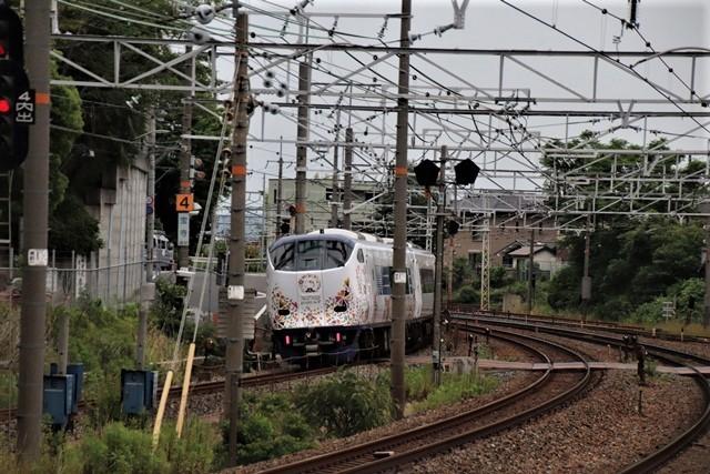 藤田八束の鉄道写真@京都駅で瑞風をお迎えしました。京都駅駅員さんと瑞風、京都駅歓迎の様子・・・トワイライトエキスプレス瑞風_d0181492_18155854.jpg