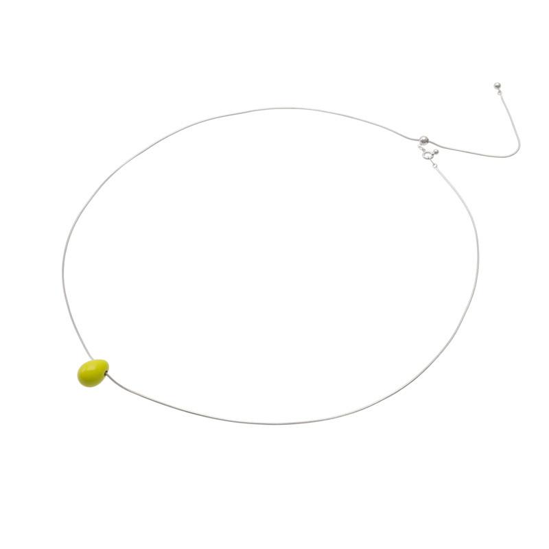 身につける漆 漆のアクセサリー ペンダント 華蜜珠 ミモザ色 スライド式チェーンコード 坂本これくしょんの艶やかで美しくとても軽い和木に漆塗りのアクセサリー SAKAMOTO COLLECTION wearable URUSHI accessories pendant Flower Jewel Mimosa yellow Adjustable chain cord ふっくらしたつぼみのような愛らしい形で小さいながらも高級感のある仕上がり、お花のミモザをイメージした日本人の肌に合うイエローカラー、女性への感謝の気持ちを込めて贈られる代表的なお花のお色、大切な方へのプレゼントにも素敵です。 #ペンダント #華蜜珠 #ミモザ #イエロー #黄色 #スライド式 #チェーンコード #軽いペンダント #漆のペンダント #pendant #jewelry #yellow #mimosa #accessories #jewelry #プレゼント