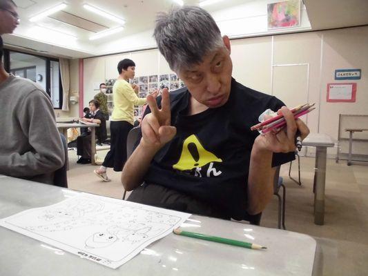 6/7 創作活動_a0154110_08483198.jpg