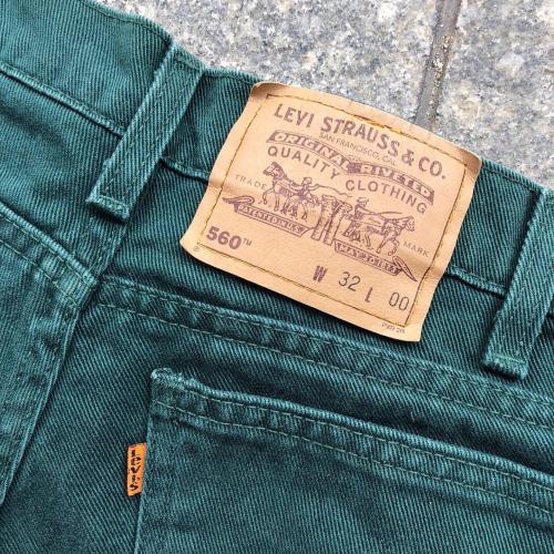 Levi\'s 560 Denim Shorts!_a0182112_12593221.jpg