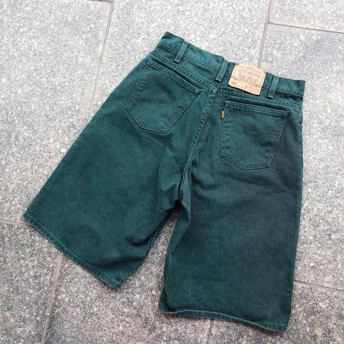 Levi\'s 560 Denim Shorts!_a0182112_12594428.jpg