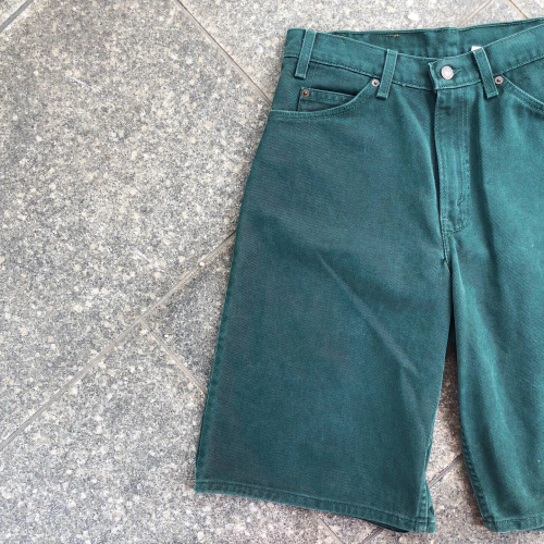 Levi\'s 560 Denim Shorts!_a0182112_13002614.jpg