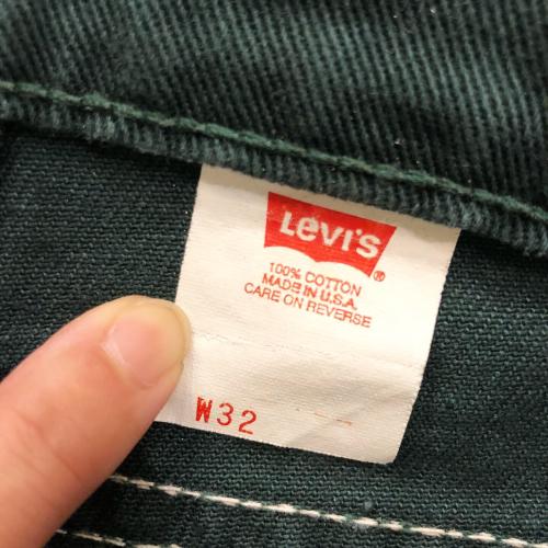 Levi\'s 560 Denim Shorts!_a0182112_13004456.jpg