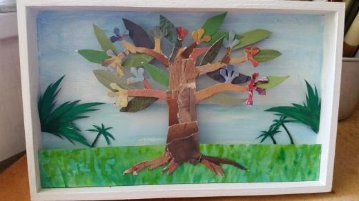 図画工作クラブ「たからのにわ」第一回~「自分の木」_f0208315_13453666.jpg
