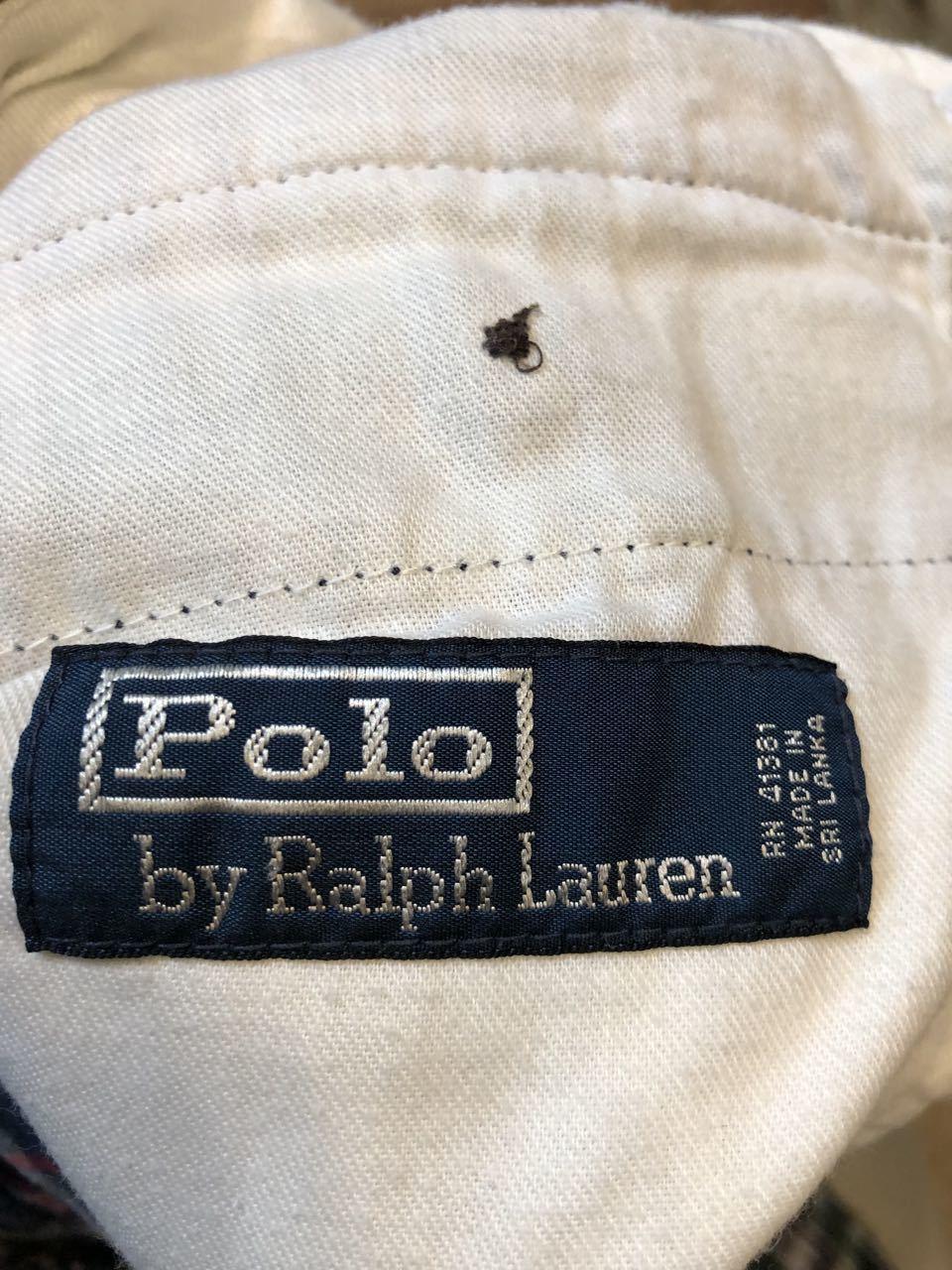 6月11日(火)入荷!Polo ラルフローレン クレージーマドラス ショーツ!_c0144020_13250197.jpg