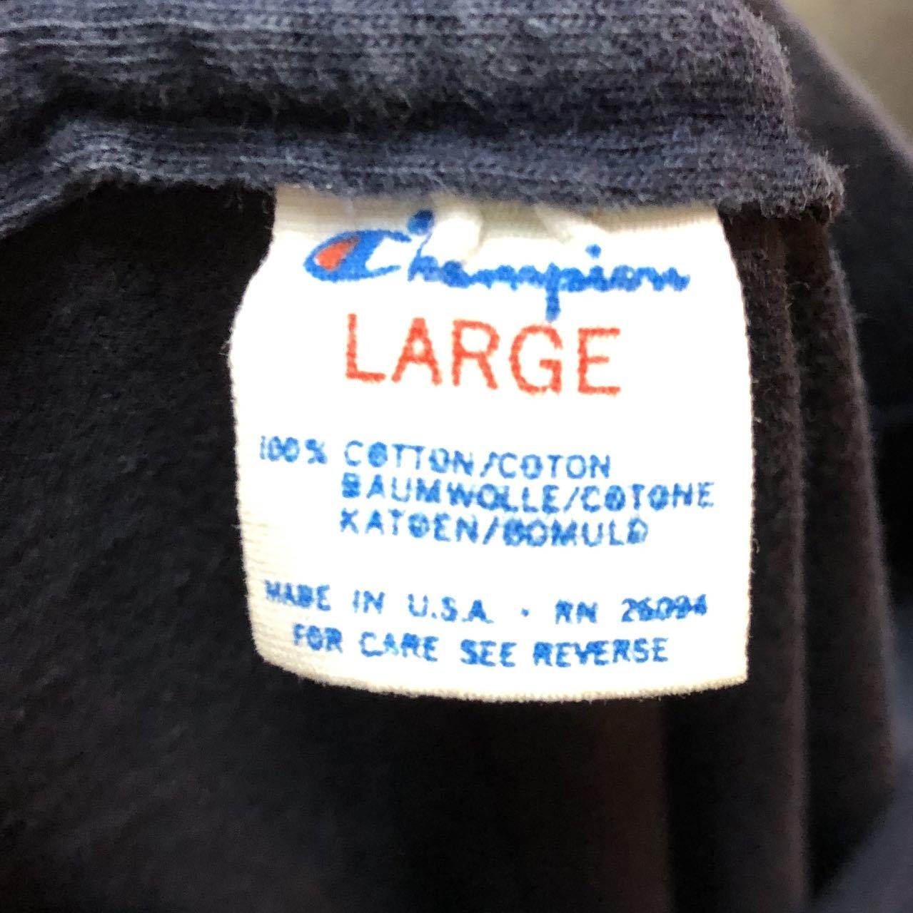 80s all cotton チャンピオン トリコタグ 数式プリント Tシャツ! _c0144020_19322715.jpg