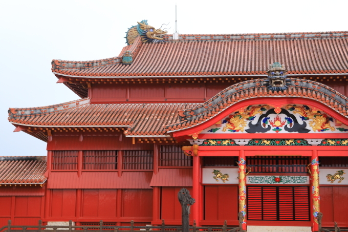 【首里城】沖縄旅行 - 8 -_f0348831_22160020.jpg