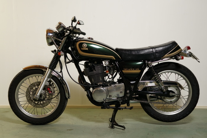 FOR SALE!! YAMAHA SR400改522cc_c0250233_12314170.jpg