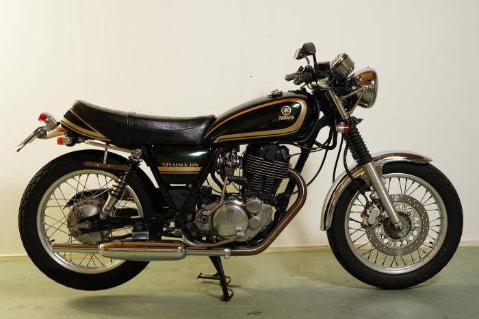 FOR SALE!! YAMAHA SR400改522cc_c0250233_12322439.jpg