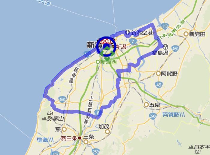 新潟シティライド2019_c0170940_18331458.jpg