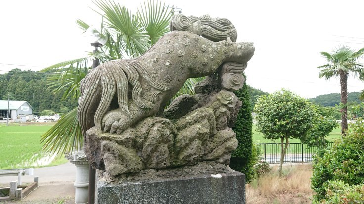 王子八幡神社 @福島県石川町_f0048546_23132785.jpg